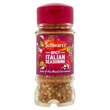 Schwartz Spicy Italian Seasoning 42g (Pack of 6)