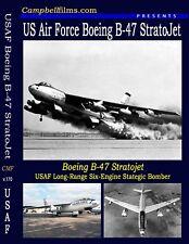 USAF Air Force films Stratigic Jet Bomber The Boeing B-47 StratoJet Cold War