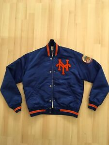STARTER Jacke New York Mets Bomber rar Original USA 1992