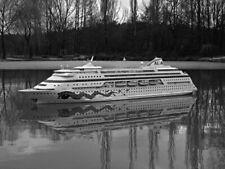 Bauplan Aida Modellbauplan Passagierschiff Schiffsmodell