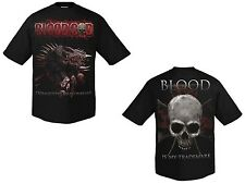 BLOOD GOD - Debauchery Dragonbeast - T-Shirt - Größe Size XXL - Neu