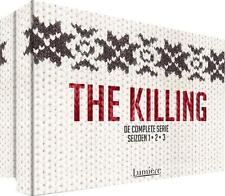 THE KILLING : COMPLETE COLLECTIE - DVD BOX SET - 40 uur NIEUW SEALED