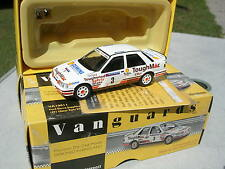 VANGUARDS 1/43 FORD SIERRA COSWORTH 4WD 1991 N°3 Gagnante Rallye ULSTER Limitée