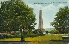 DUBLIN – The Wellington Monument Phoenix Park – Ireland