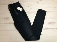 J Brand Maria High Rise Skinny Jeans In Destructed Sanctity Size 24 BRAND NEW!