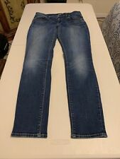 Lucky Brand Lolita Skinny Jeans Women's Size 4/27 Preowned 29x29