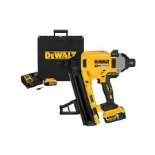 DEWALT Concrete Nailer Kit Cordless Brushless 18v 5.0ah DCN890P2