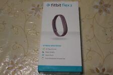 Fitbit Flex 2 Activity Tracker Waterproof swim-proof fitness Lavender New Sealed