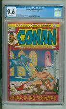 Conan The Barbarian #20 9.6 CGC Barry Wndsor-Smith Cover 1972