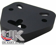 TonyKart / OTK Senzo Kart Angled Steering Boss Wedge in Black