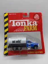 TONKA Farm Collection Truck Got Milk Delivery Truck New NIP die cast 1:64 RARE