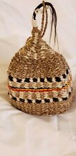 Ethiopian Northern Mountains traditional Handmade sheep Wool Hat