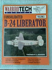 WARBIRD TECH SERIES #1 B-24 Liberator : Specialty Press