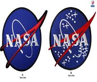 NASA Embroidered Iron / Sew On Patch Astronaut Fancy Dress Space Badge