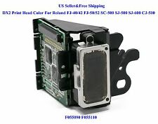 US DX2 Print Head Color For Roland FJ-40/42 FJ-50/52 SC-500 SJ-500 SJ-600 CJ-500