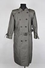 Burberry's Vintage Women Cotton Trench Coat Size 14XL, Genuine