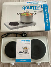 Gourmet by Sensiohome Double Boiling Ring White 2500 Watts