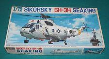 Sikorsky SH-3H Seaking Fujimi 1/72 Complete & Unstarted.