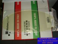 PINLOCK ANTIFOG NOLAN N44/N44EVO / N40 FULL/ N40-5 GT Visierina Antiappannamento