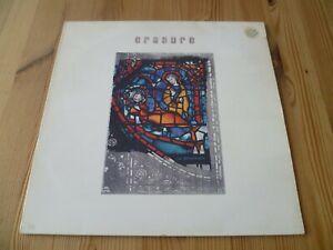 ERASURE THE INNOCENTS 1988 ORIGINAL VINYL LP RECORD A2 B2 MUTE STUMM55  !