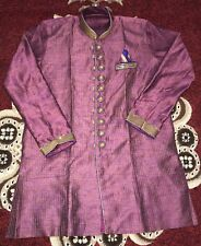 Indian Men Bollywood Groom Outfit