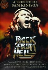 Back from Hell: A Tribute to Sam Kinison (2010, DVD NIEUW)