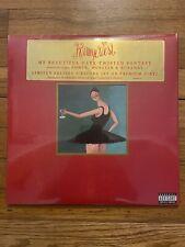 Kanye West My Beautiful Dark Twisted Fantasy 3 LP EXPLICIT LYRICS Vinyl