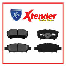 MD1037 Brake Pads (Rear) Semi-Metallic Set For 04-16 Mitsubishi Lancer Outlander