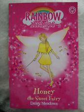 Rainbow Magic Book Party Fairies Book Honey The Sweet Fairy Brand New RRP £4.99