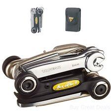 Professional Mountain Bike Repair Tool Kit Bicycle Emergency Multi Tools + Bag