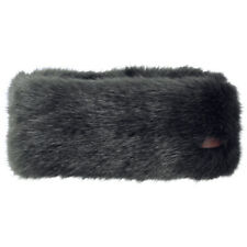 Barts Fur Headband - Grey