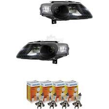 Scheinwerfer Set VW Passat B6 3C Bj 03.05–07.10 schwarz H7+H7 56734 56734722