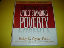 1929229658 A Framework for Understanding Poverty by Ruby Payne, 8 DVD series
