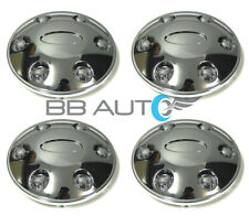 4 NEW Chrome Wheel Center Caps Set for 2004-2014 Ford F150 2007-2014 Expedition