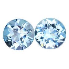 Round Transparent Brazil Good Cut Loose Gemstones