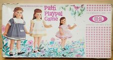 Vintage Patti Playpal Game Ideal Toy Company 1961 Very RARE
