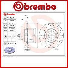 09.9145.1X#181 DISCO FRENO ANTERIORE SPORTIVO BREMBO XTRA SEAT LEON ST (5F8) 1.0