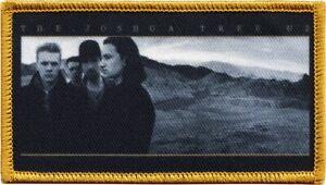 Patch - U2 Joshua Tree Group Rock Music Band Embroidered Sew Iron On Gift #16232