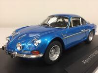 Norev Alpine Renault A110 1600S Bleue 1971 1/18 185300 13