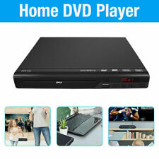 More details for dvd player compact multi region adh cd vcd music disc upscaling usb with remote