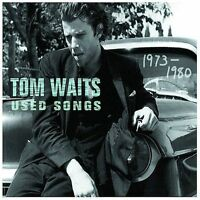 NEW Used Songs (1973-1980) by Tom Waits CD (CD) Free P&H