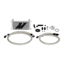 MISHIMOTO Oil Cooler Kit FOR Subaru WRX 2008+ SILVER