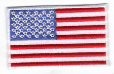 [Patch] STATI UNITI cm 8X5 toppa ricamo ricamo UNITED STATES OF AMERICA USA -047