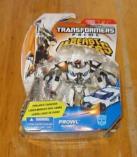 Transformers Beast Hunters Prowl Autobot  MB FREE SHIPPING