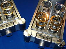 Audiophile Vacuum Tube Valve Amplifier. Mono Block Integrated.Upgraded M & L Cap