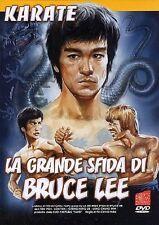 La Grande Sfida Di Bruce Lee (1977) DVD