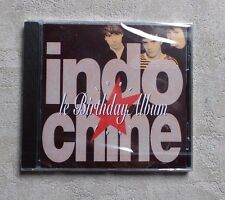 "CD AUDIO MUSIQUE / INDOCHINE ""LE BIRTHDAY"" CD COMPILATION NUF SOUS CELLOPHANE"