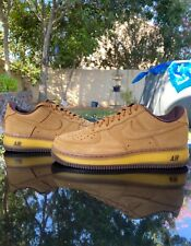 NIKE Air Force 1 Low Retro SP US 9 Wheat/Wheat