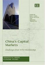 China's Capital Market: Challenges from WTO Membership (Advances in Chinese Econ