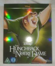 The Hunchback of Notre Dame - Blu-ray - Walt Disney Classic - Slipcover